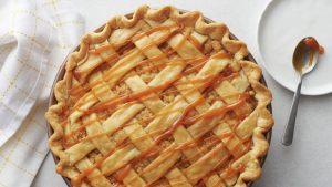 how to do Caramel Apple Pie
