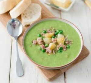 Cornish Potato Soup recipe