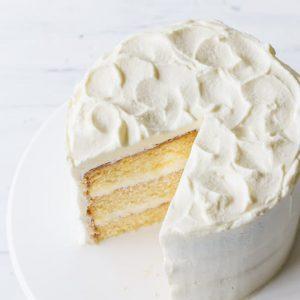 make the perfect cake