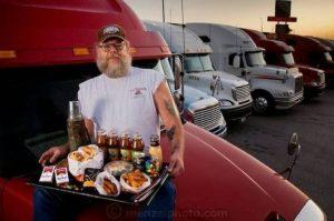 truck driver diet