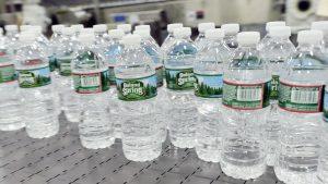 bottled water history
